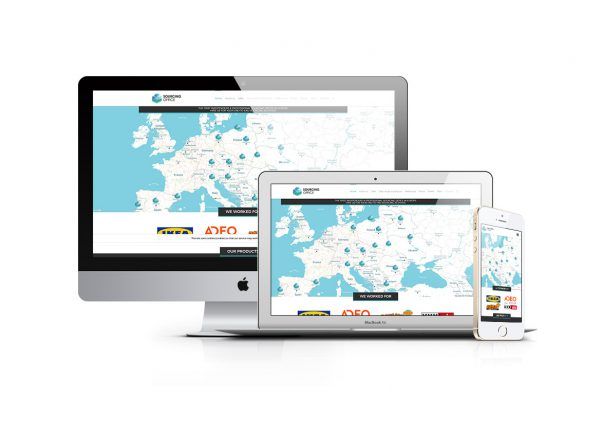Strona internetowa SOURCING OFFICE | Web Development